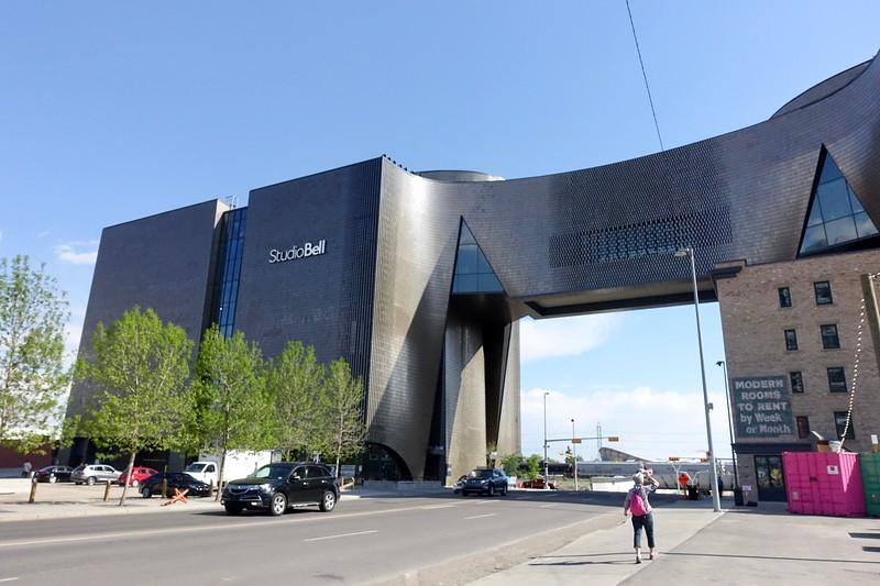 StudioBell<br /> National Music Centre