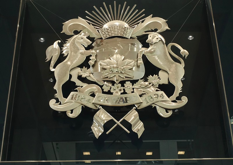 City Hall<br /> Coat or arms of Calgary