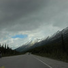 The Endless Chain Ridge along the Icefields Parkway, highway 93, heading north to Jasper, Alberta.