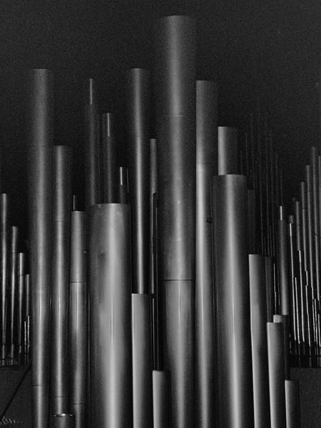 Organ pipes, Calgary Symphony Orchestra.
