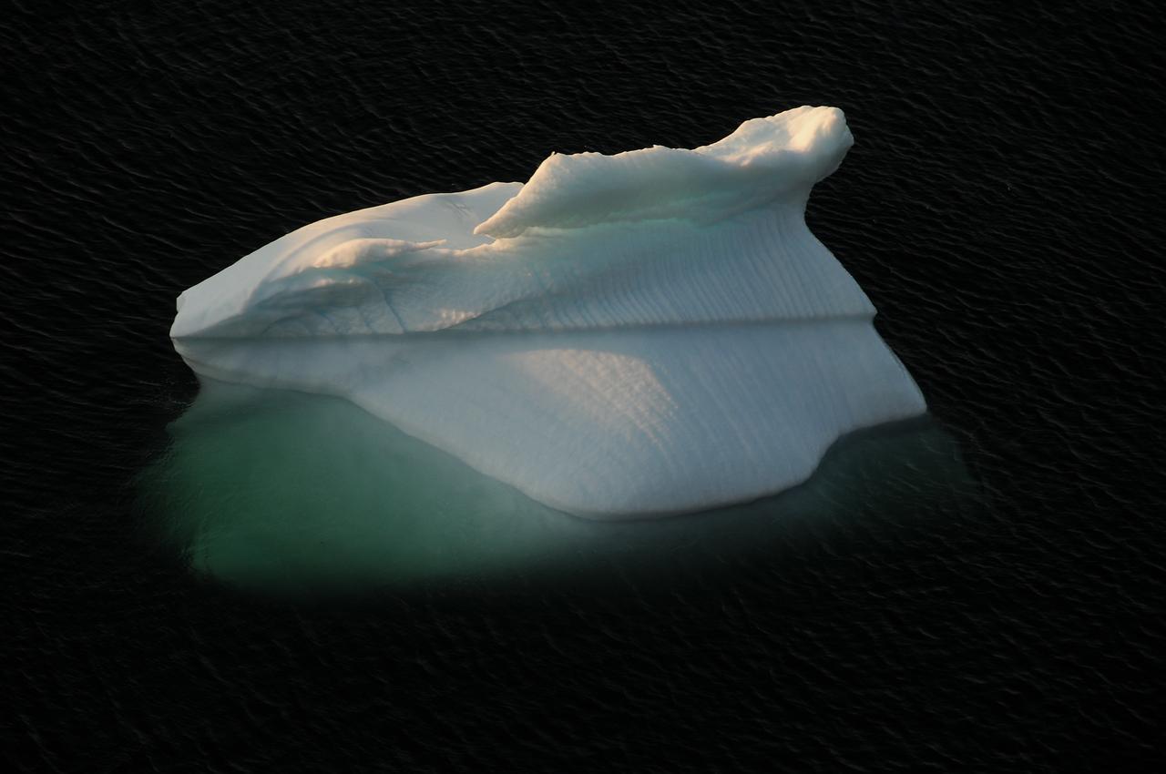 Mirror Image of an Iceberg