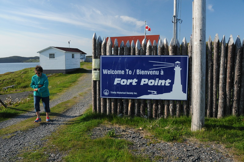 Time to leave this lovely, place and head up to Bonavista, which is less than an hour's drive away.