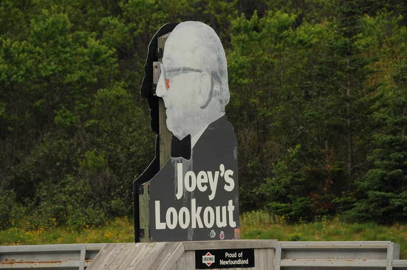 Joey's Lookout   Gambo, NL