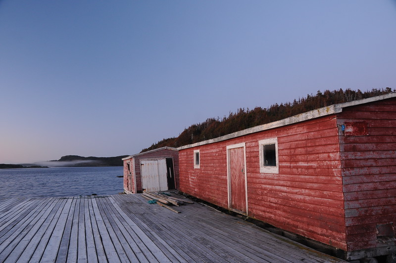 This fishing shed is begging me to enter, and have a look around.