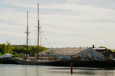 The Bluenose II has been under renovations longer than the folks of Lunenburg care to remember.