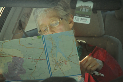 Tomorrow we leave Prince Edward Island.  Our next two B&B sleeps are at Cape d'Or lighthouse in Nova Scotia.  But before we arrive there, Sharon and I will make a stop in Joggins, NS., where we will search along a pebbly shoreline with a guide for fossils--and we see plenty.