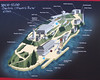 Follow the map of the island to orientate yourself on this tour.