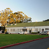 Our wing of Fort Mason.