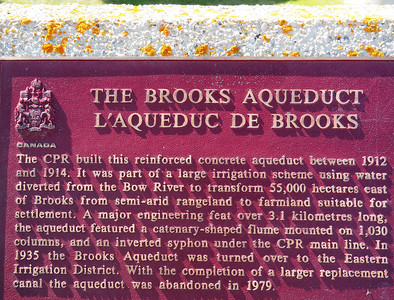 The Brooks Aqueduct