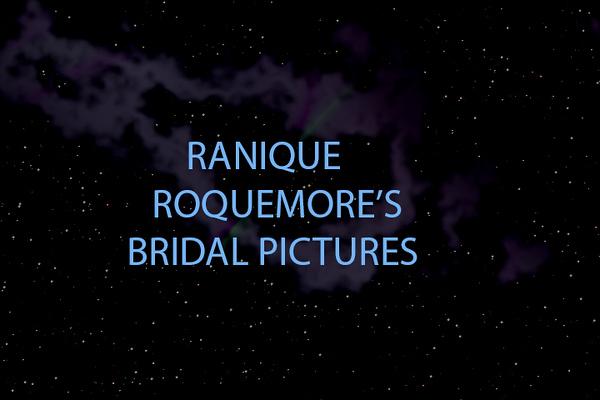RANIQUE BRIDAL PICTURES