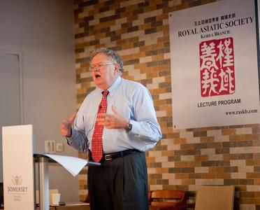 RAS Lecture, June 13, 2011