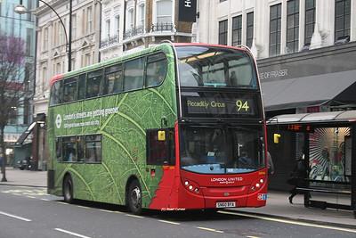 ADH6, SN60BYA, London United, Oxford Street, Central London