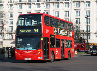 ADH9, SN60BYD, London United, Marble Arch