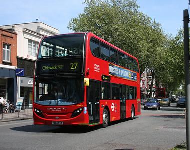 ADH24, YX62FCM, London United, Chiswick High Road