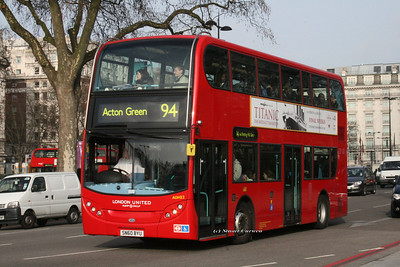 ADH22, SN60BYU, London United, Marble Arch