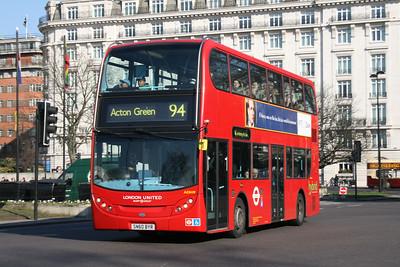 ADH19, SN60BYR, London United, Marble Arch