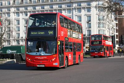 ADH12, SN60BYH, London United, Marble Arch