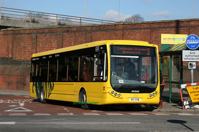 17, R17TYB, Yellow Buses, Travel Interchange Bournemouth