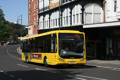 11, R11TYB, Yellow Buses, Gervis Place, Bournemouth