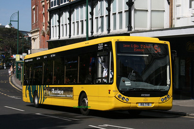 15, R15TYB, Yellow Buses, Gervis Place, Bournemouth