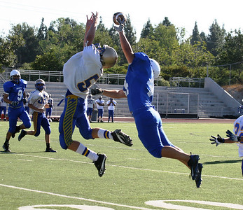 2010 FROSH Bronco vs San Pasqual