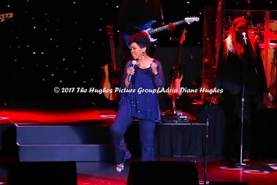 R&B Legend, Gladys Knight performs live at the Tropicana in Atlantic City, New Jersey