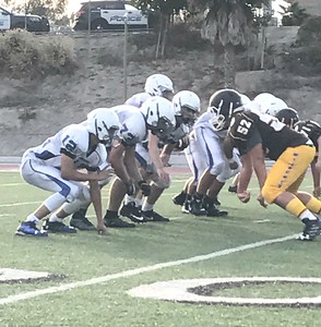 RB vs El Camino JV