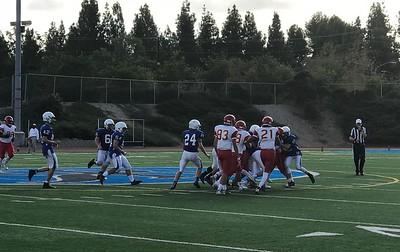 RB vs Mt Carmel JV