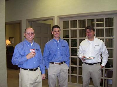 Gary, Pete, Joey