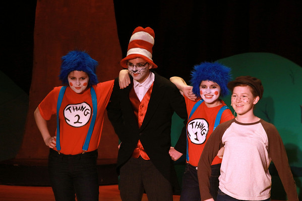 RBHS - Seussical the Musical 2013