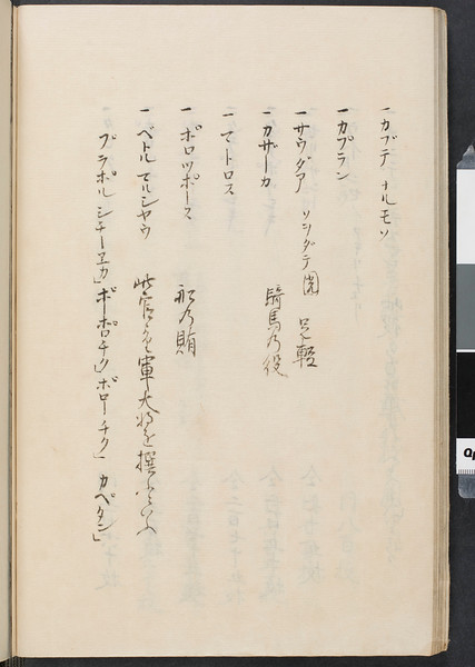 Kankai ibun, [1807], vol. 4
