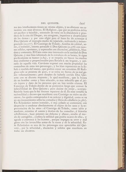 El ingenioso hidalgo Don Quixote de la Mancha, vol. 1, 1780