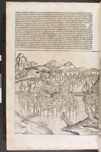 Registrum huius operis libri cronicarum in figuris et ymagi[?]bus ab inicio mu[n]di