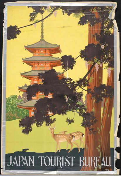 Japan Tourist Bureau [Five-story pagoda]