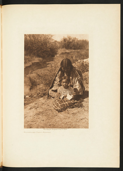 The Piegan. The Cheyenne. The Arapaho, 1911