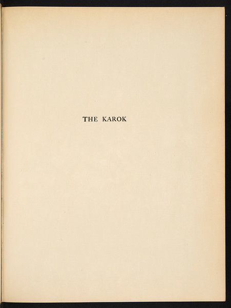 The Hupa. The Yurok. The Karok. The Wiyot. Tolowa and Tututni. The Shasta. The Achomawi. The Klamath, 1924