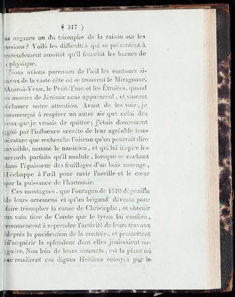 Voyage dans le nord d'Hayti, ou, Révélations des lieux et des monuments historiques, 1824