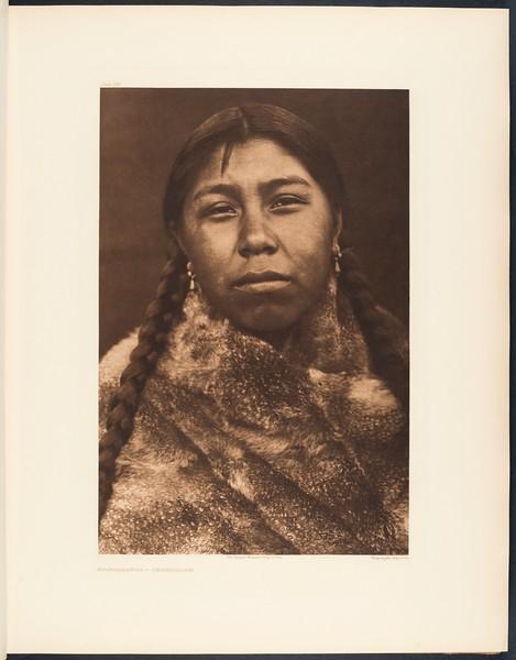 The North American Indian, vol. 9 suppl., pl. 299. Tsátsalatsa - Skokomish