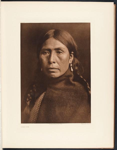 The North American Indian, vol. 9 suppl., pl. 320. Lummi type