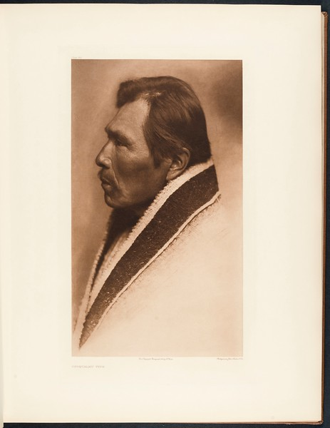 The North American Indian, vol. 9 suppl., pl. 319. Snoqualmu type