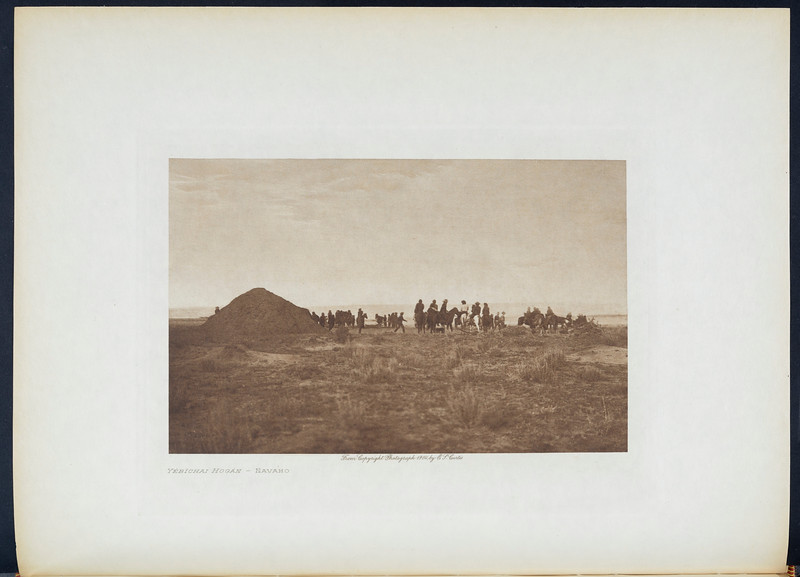 The Apache. The Jicarillas. The Navaho, 1907