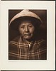 The North American Indian, vol. 9 suppl., pl. 294. Quinault female type