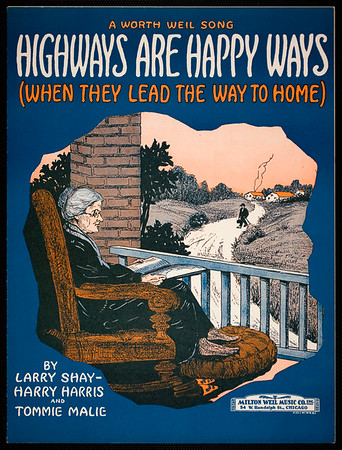 Highways are happy ways (when they lead the way to home): a worth Weil song