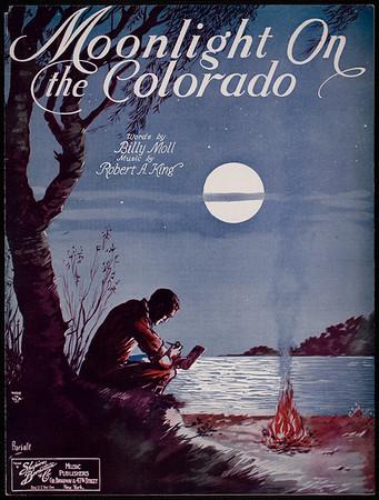 Moonlight on the Colorado