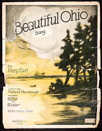 Beautiful Ohio: song