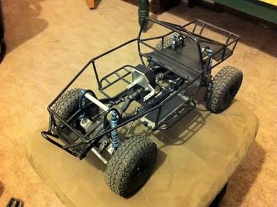RC Toyota Hilux custom