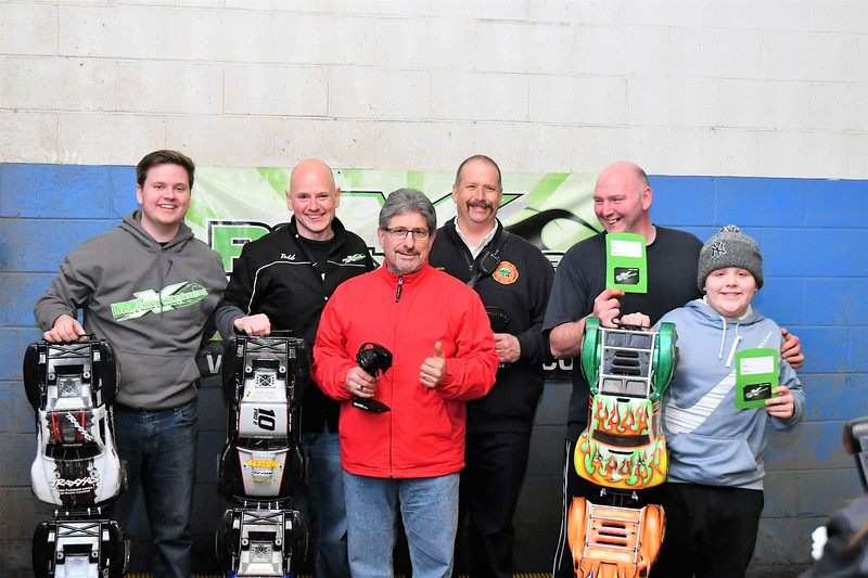 Zip Tie Racers:  (LtoR) Toddie Anderson, Todd Anderson, Mayor Steve DiNatale, Deputy Fire Chief Gregg Normandin. Race Winners: Todd Hadaya from Wrentham, MA and Avan Rodriguez from Lincoln RI