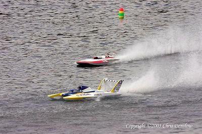 RC Hydroplane Racing