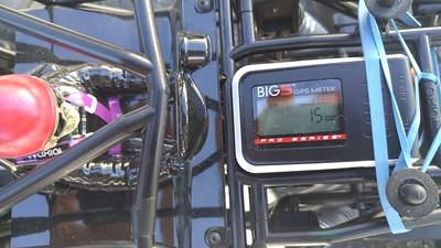 Big5 GPS meter
