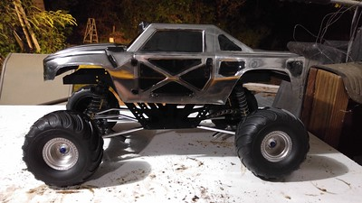 izilla monster truck